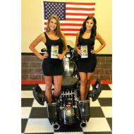 Spolehlivé uchycení bočních kufrů u Harley-Davidson Electra Glide od Bagger Bolts USA