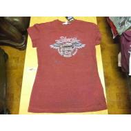 2014 Dámské tričko čevené,Sturgis, Black Hills Rally, vel. XL