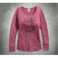 Harley Davidson Women's long sleeve shirt, Size Medium