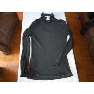 Černý dámský rolák - triko s dlouhým rukávem Harley Davidson, vel. L