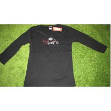 Dámské triko s dlouhým rukávem Harley Davidson R1110220304 vel. M