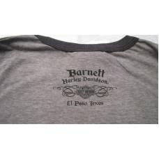 Harley Davidson Women's Shirt Rose Tribal #R1113230804, Medium
