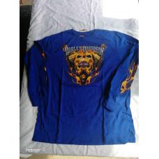 Harley Davidson Men's,  T-shirt,   Blue, Size XL