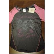 Dámské tričko orel Harley Davidson 96017-17VW M, L