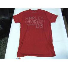 Harley Davidson,   t-shirt, Man, Red, size S, M