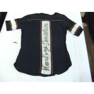 Dámské černé triko Harley-Davidson 96291-16VW, vel. M