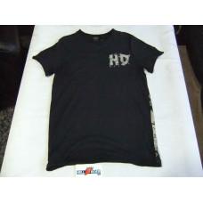 Harley Davidson Skeleton t-shirt, Man, Black, size M, distressed