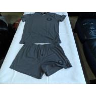 Harley Davidson pánské pyžamo Skull - spodní prádlo (dárková sada tričko a šortky)