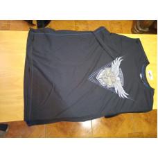 Harley Davidson 115th anniversary Men's Eagle Black t-shirt, 99013-18VM