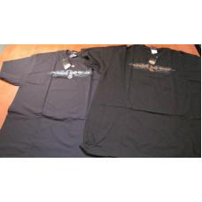 Harley Davidson Men's Sheriff  T-shirt - 100 years Law Enforcement XL
