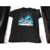 1997 Spirit of Harley Davidson Holoubek shirt - Wolves, Men's T-shirt, Black, size XXL very rare