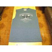 Harley Davidson, Men's  shirt, Gray, size XL