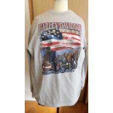 Harley-Davidson 110th Anniversary Men's L/S Shirt XL