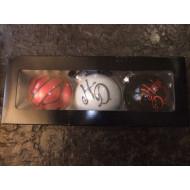 Harley Davidson Christmas Ornament Set of 3 #96807-13V