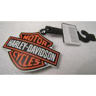 Harley Davidson Christmas Ornament Logo 96998-09V