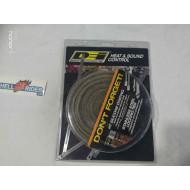 Motorcycle Exhaust Wrap, 1.5 x 20, Tan
