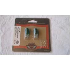 Harley Davidson green Bulbs 75149-00, 75151-00, 75153-00, 75155-00, 75157-00, 75161-00, 75163-00