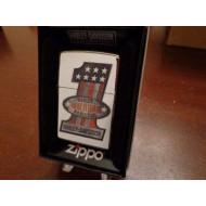 Harley Davidson Zippo zapalovač #1 American Legend 28352